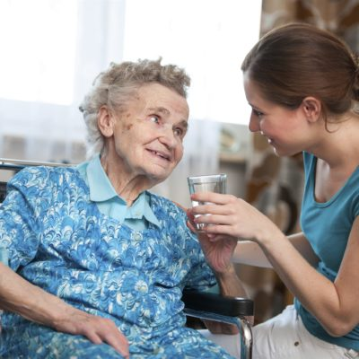 Caring and Support for the Elderly